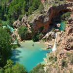 Piscina natural de Las Chorreras