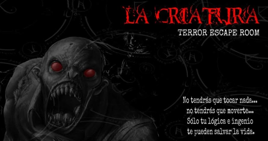 Escape room La Criatura Noche de Halloween