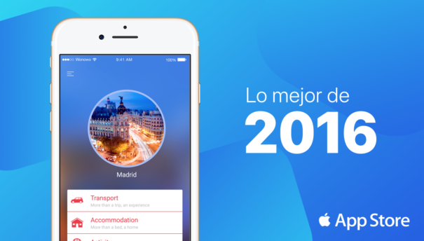 Wonowo the best app of 2016