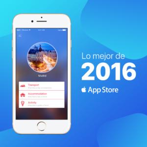 Wonowo lo mejor de la app store 2016