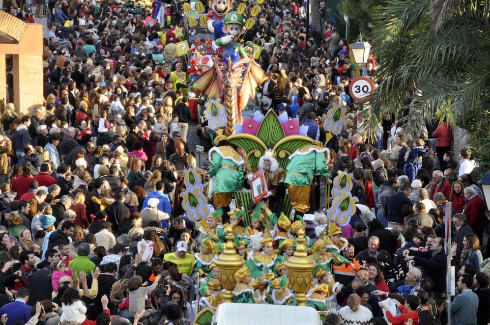 Cabalgata-de-Reyes-Magos-Sevilla