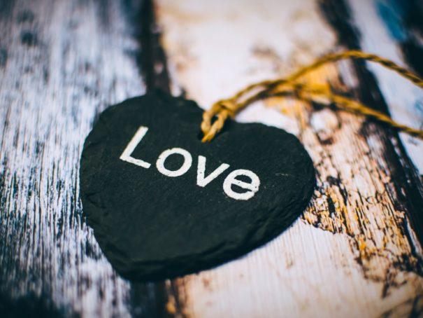 San Valentín corazón