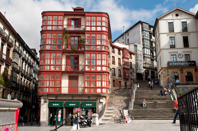 Bilbao-hipster