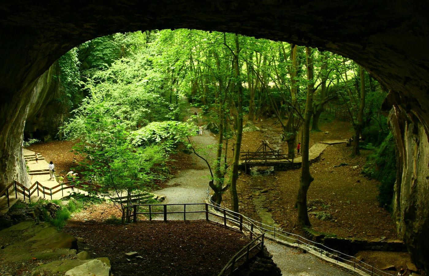 Cuevas de Zugarramurdi - Navarra escapada puente de diciembre